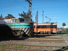 Made in Europa!!! (daniel_01986) Tags: locomotive 103 estacin efe locomotora rancagua e32 fepasa ut440 automotor 3234 trenesmetropolitanos
