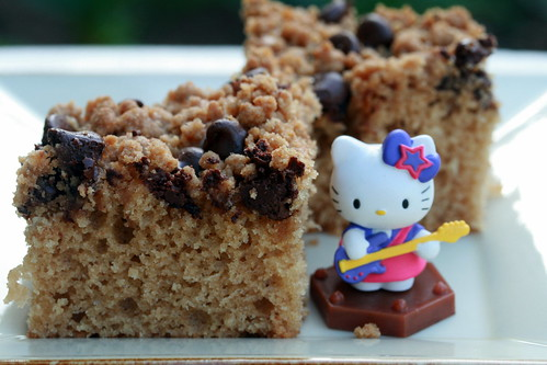 Peanut Butter Coffee Cake (Food Librarian)