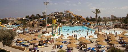 Parque acuático Benicassim: Aquarama