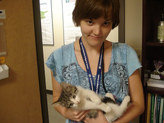 Kiersten and Kitty