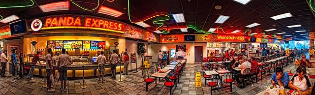 Las Vegas - Freßtempel - Gourmet heaven