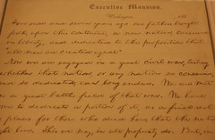 The Gettysburg Address, Library of Congr by Photo Phiend, on Flickr