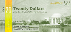 The Dollar ReDe$ign Project: $20