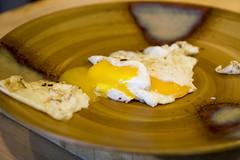 Olivia made me some eggz