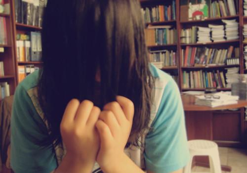 Los pelos.