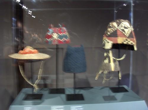 stylin' pre-columbian headgear