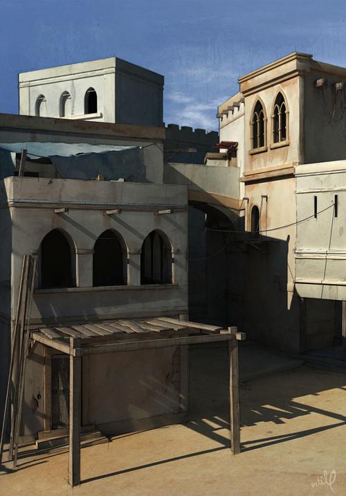 saladin city project