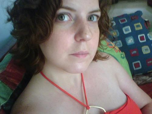 self-portrait at 33
