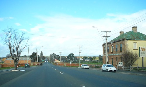 8 of 12: Leaving Campbell Town