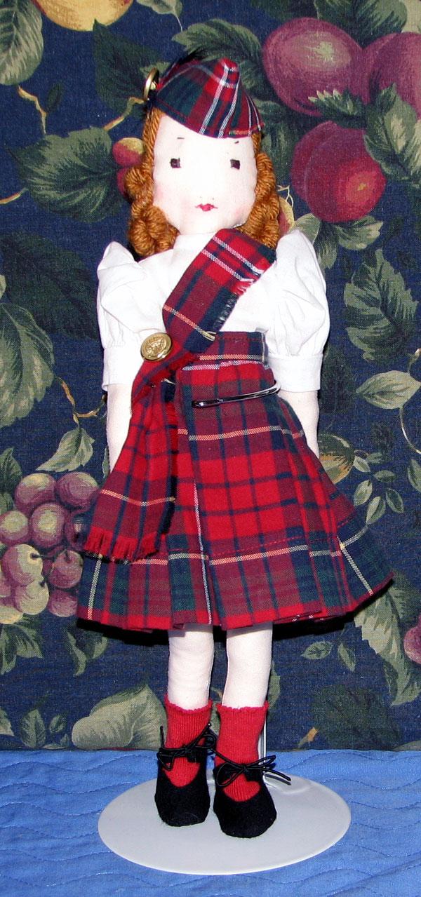 Scottish lass