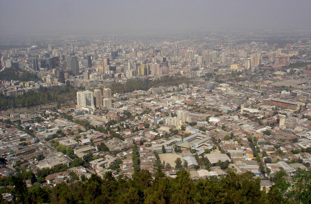 SANTIAGO PANORAMICA