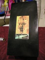 Knock Off kit - Endo Skull Box Top T2 (luvsdaheat) Tags: model vinyl kit terminator t2 the endoskeleton endoskull