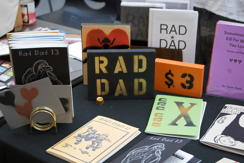 Rad Dad at the SF Zinefest