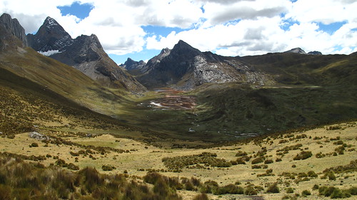 View from Cacananpunta