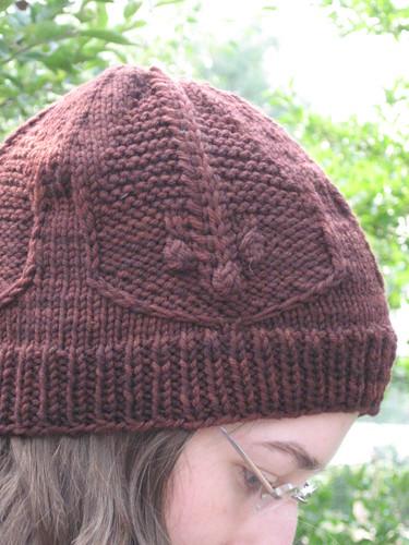 Trilobite Hat