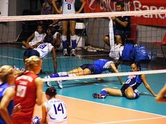 Immagine 110 (TanteFoto2009) Tags: italy italia settembre 2009 volley cagliari rockfeller nazionale pallavolo palazzetto femminile