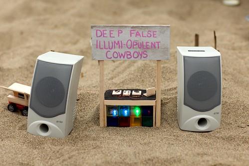 Deep-False Illumi-Opulent Cowboys (photo by mikest)