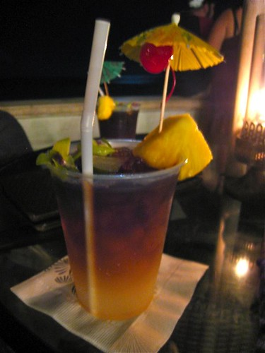 And a mai tai to round out the day