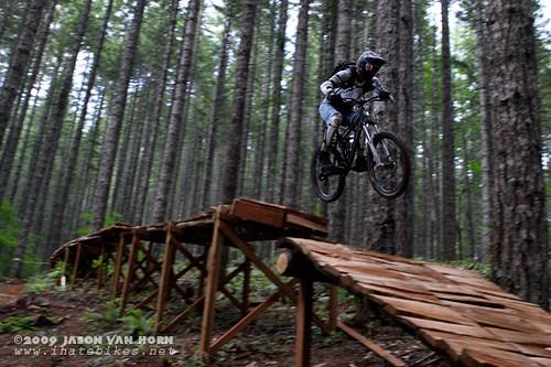 <Black Rock Trails>