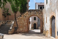 Castell d'Altafulla (11) (Fèlix González) Tags: españa castle spain nikon catalonia catalunya castillo cataluña tarragona castell altafulla d90 nikond90 nikond90club