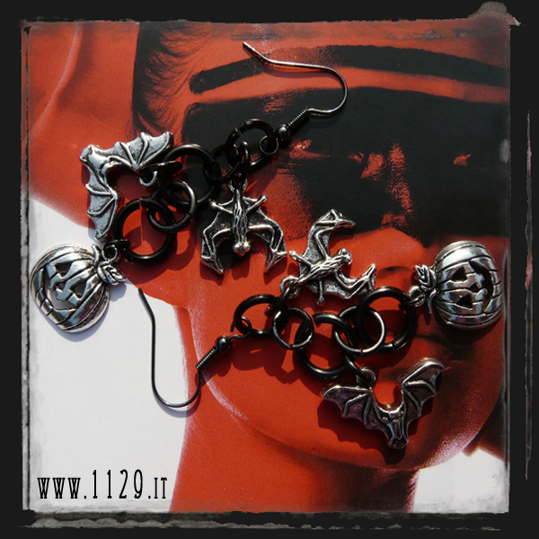 orecchini Halloween - Earrings ILHALL