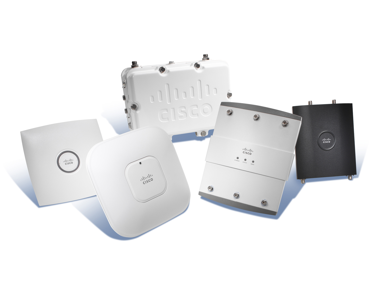 Cisco Aironet Family of Wireless Access Points: AP1130, 1140, 1242, 1250, 1500