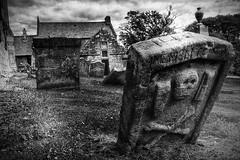 Bones (BoboftheGlen) Tags: church cemetery grave graveyard parish scotland tomb gravestone dunlop ayrshire