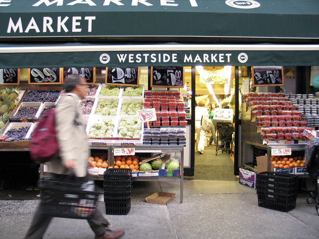 West Side Market, NYC