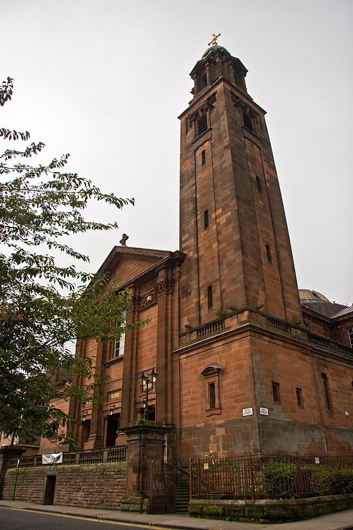 St Aloysius, Glasgow