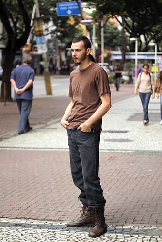Os cariocas também usam botas