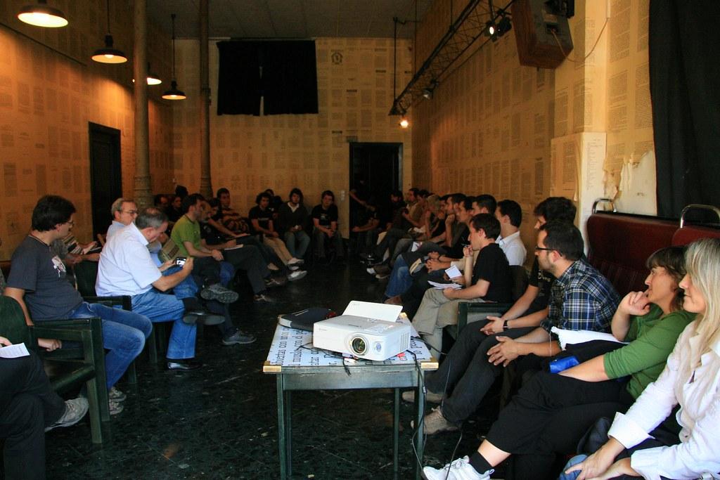 Reunión sobre Software Libre en la Educación 2.0