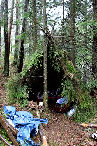 Survival Shelter