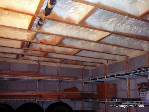 Crawlspace After Insulation