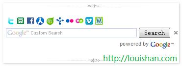 自定义搜索