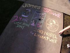 James Stowe Fan Art