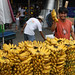 Bananas in Dry Market