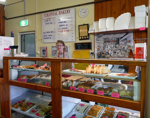Photo C/O Cake Gumshoe Dianne, Colonial Bakery in Sydney, Australia