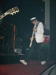 Nicky Wire (ExileFanzine) Tags: concert live gig minneapolis september 30th exile 2009 manicstreetpreachers thevarsity jamesdeanbradfield northamericantour seanmoore mspnickywire exilefanzine