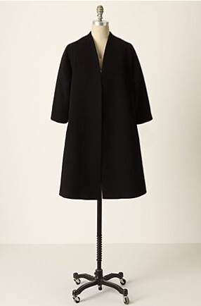 The Dress Coat - Anthropologie.com :  jacket anthropologie retro vintage inspired