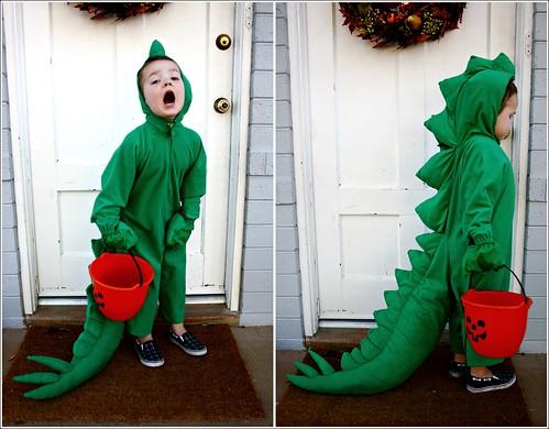 big green dino