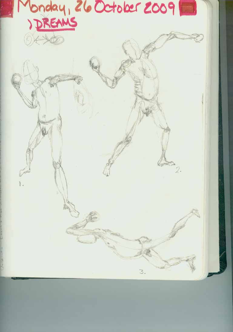 "Spartan Camp #111 - 50 gestures + Optional ""Edges study"""