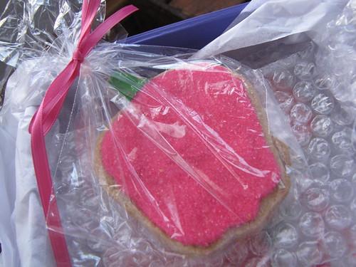 fancy lady cookies pretty