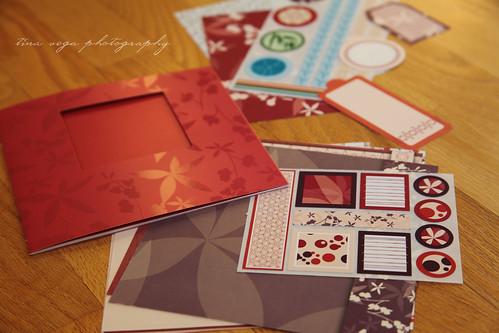 paper album kit