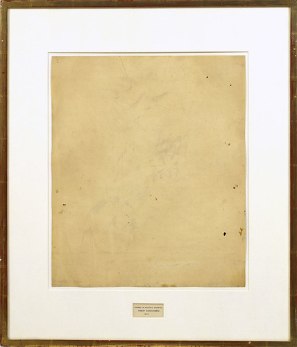 rauschenberg de kooning erased drawing by Holklaki