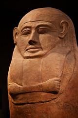 Human-shaped coffins (1) (Nick in exsilio) Tags: ceramic israel jerusalem sarcophagus sarcophagi