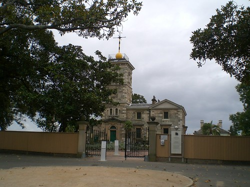 Sydney Observatory (view no. 1) in 2009 for Tyrrell Today group by you.