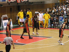 IMG_3106 (glazaro) Tags: city basketball japan japanese asia stadium arena dome  osaka sendai kansai kadoma namihaya bjleague evessa 89ers