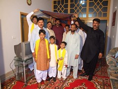 The Start Of mehndi function at Chichawatni (mr.chichawatni) Tags: pakistan ali punjab ppp cheema jutt chichawatni sahiwal warraich pp225