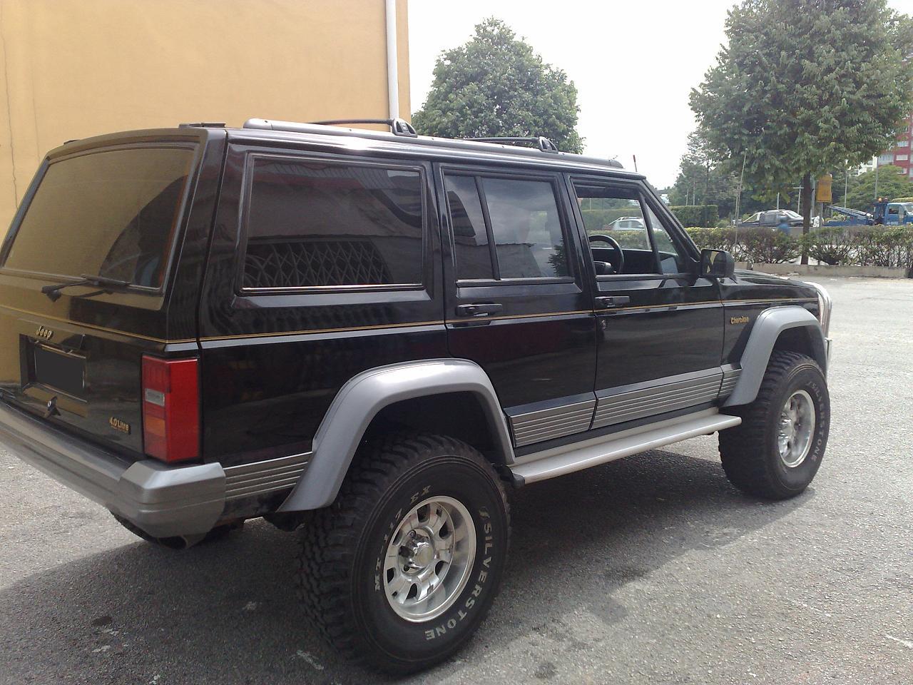 Jeep Cherokee XJ FRP Fender Flares Brand New Quality !!   eBay