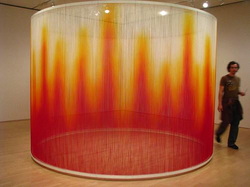Teresita Fernandez Fire 2005 SFMOMA by C-Monster